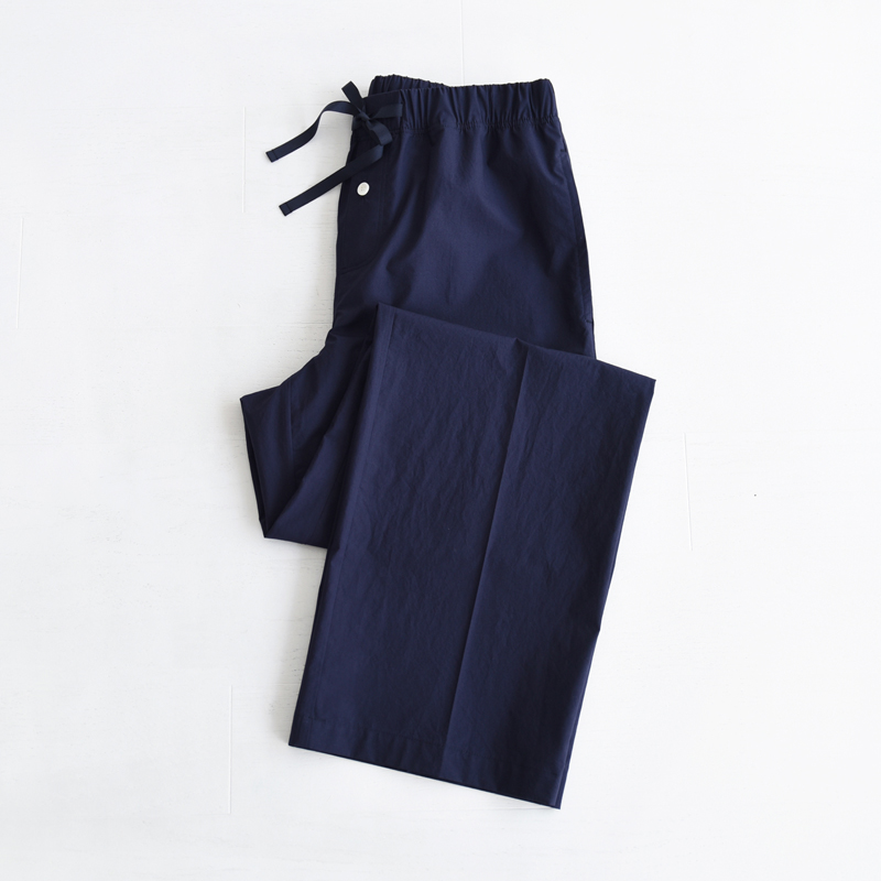 M Piped PJM Pants (Navy)